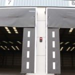 two loading bays