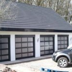bespoke garage installation by milex