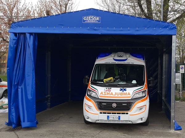 emergency canopies medical shelters from milex