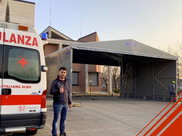 large emergency canopies medical shelters from milex