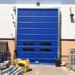 Blue Giesse High Speed Door